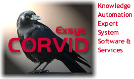 Exsys corvid core app for ios – review & download. Ipa file.